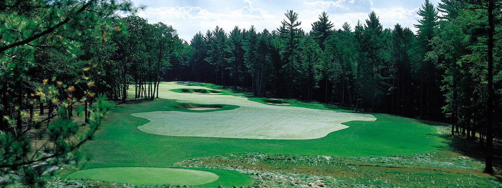 <b>Red Hawk Golf Club</b> – East Tawas, MI